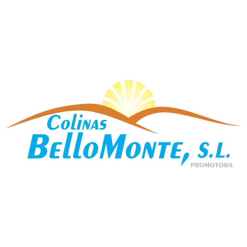 Colinas BelloMonte 1243 vector