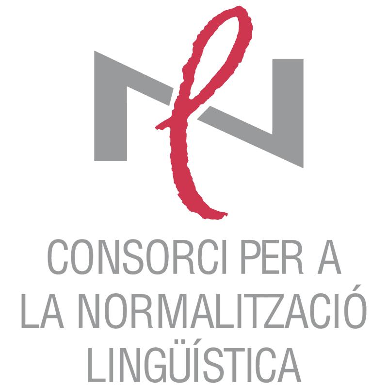 Consorci per a la Normalitzacio Linguistica vector