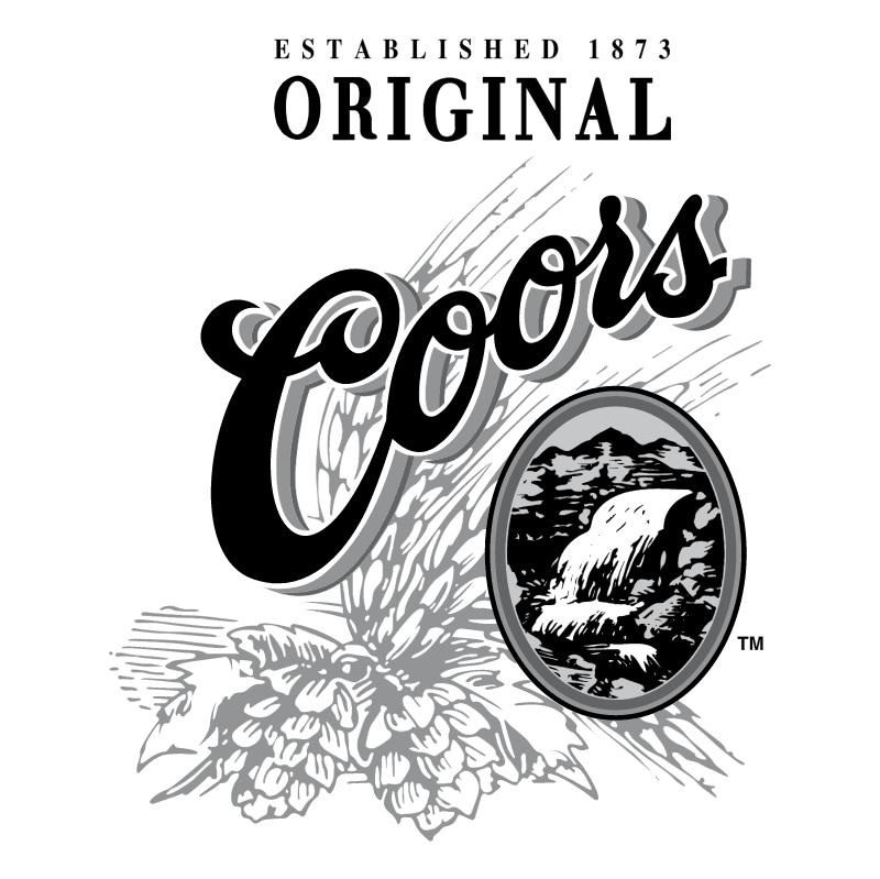 Coors vector