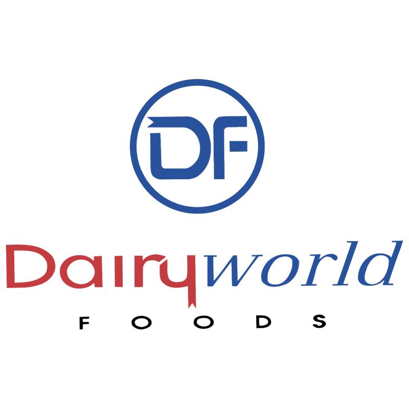 Dairy World Foods vector