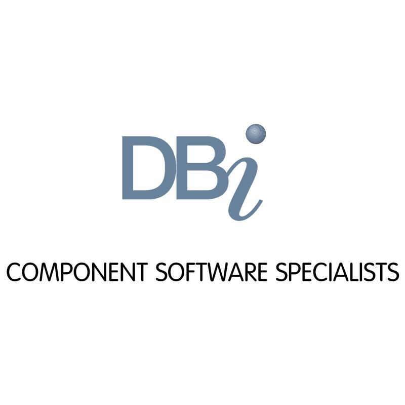 DBi vector logo