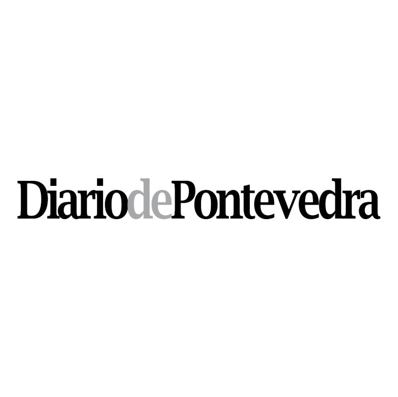 Diario de Pontevedra vector