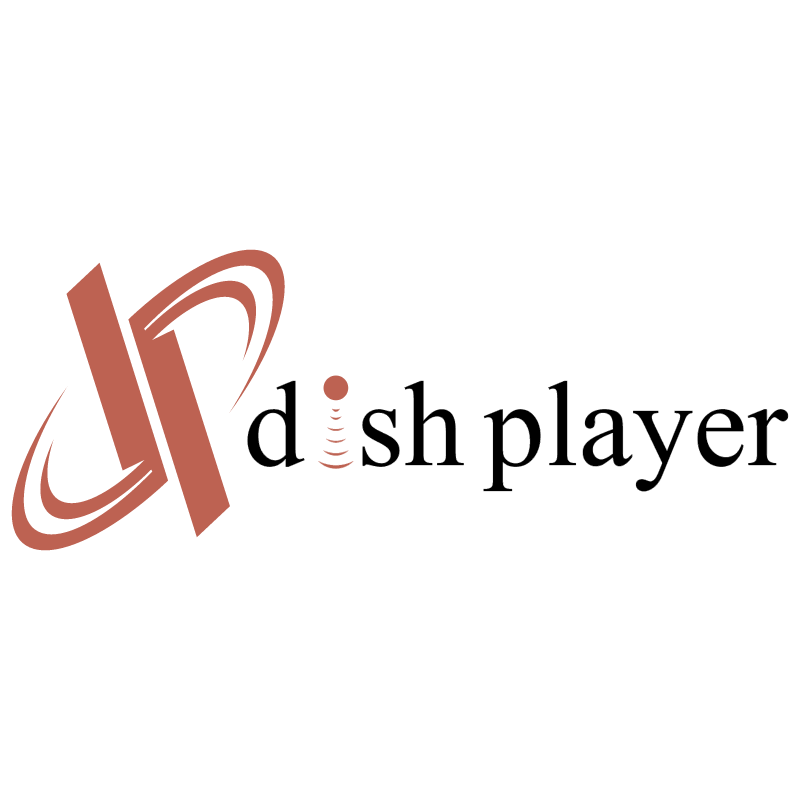 Dish Player vector
