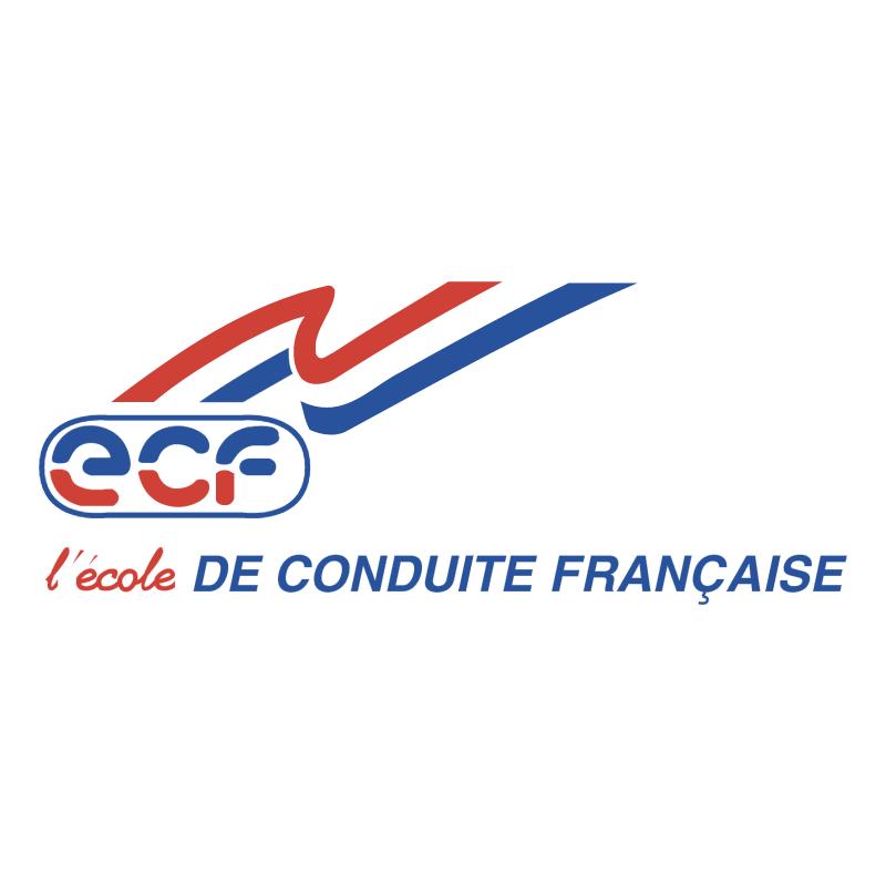 ECF vector logo