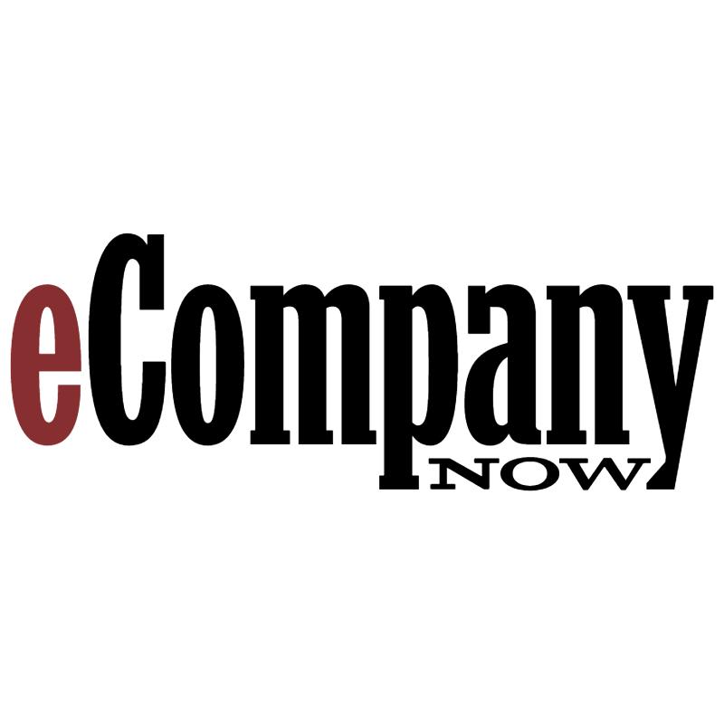 eCompany Now vector