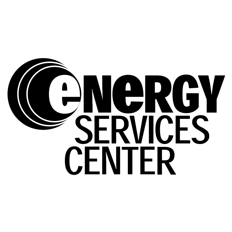 Energy Services Center vector logo