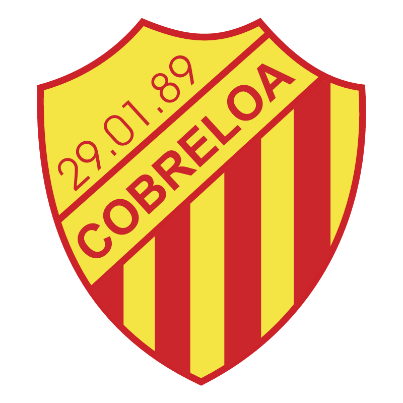Esporte Clube Cobreloa de Viamao RS vector
