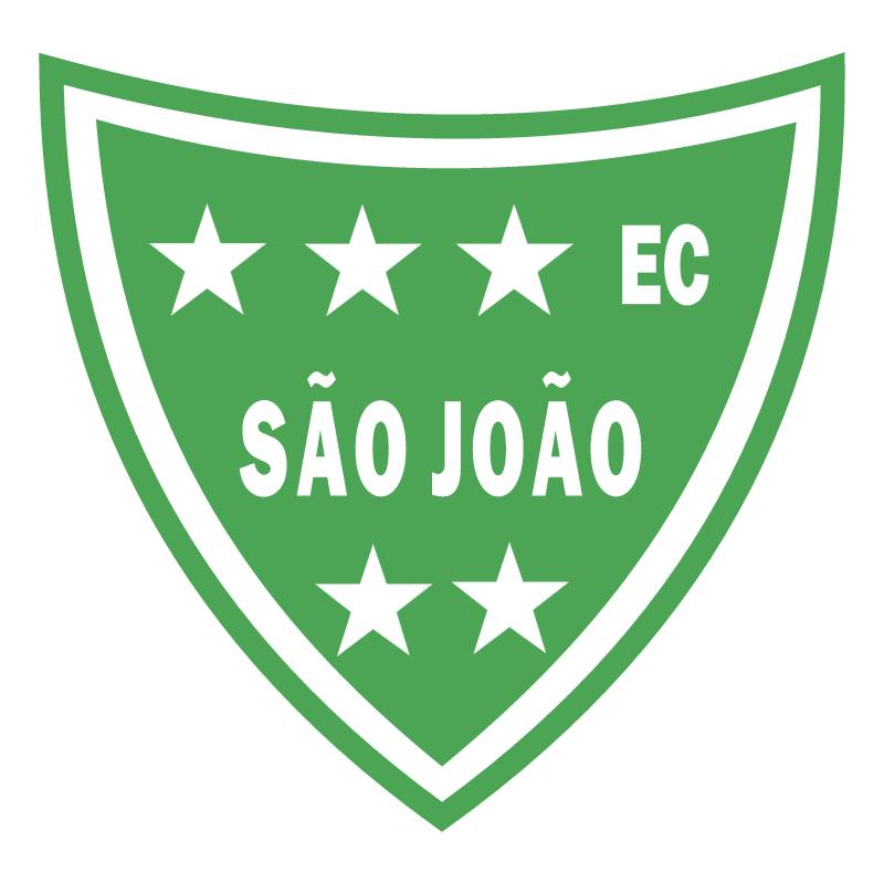 Esporte Clube Sao Joao de Sao Joao da Barra RJ vector