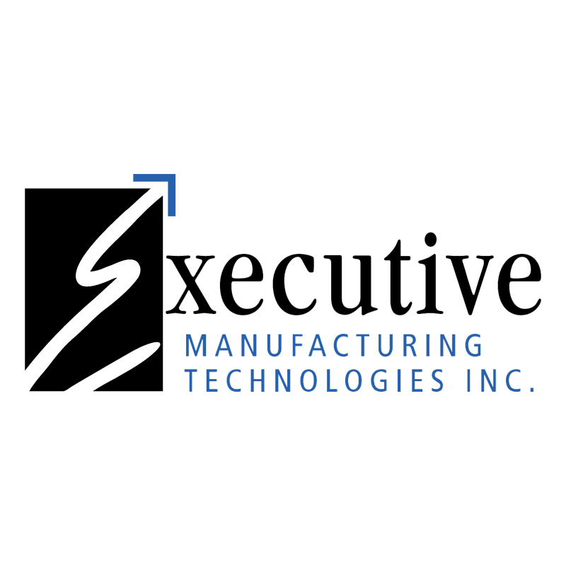 Executive Manufacturing Technologies vector
