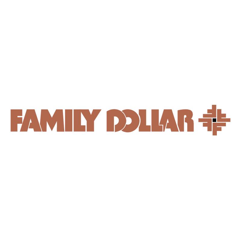 Family Dollar vector logo