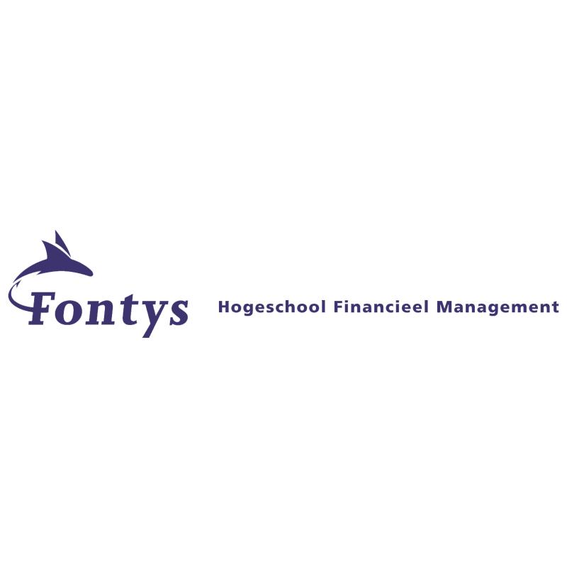 Fontys Hogeschool Financieel Management vector