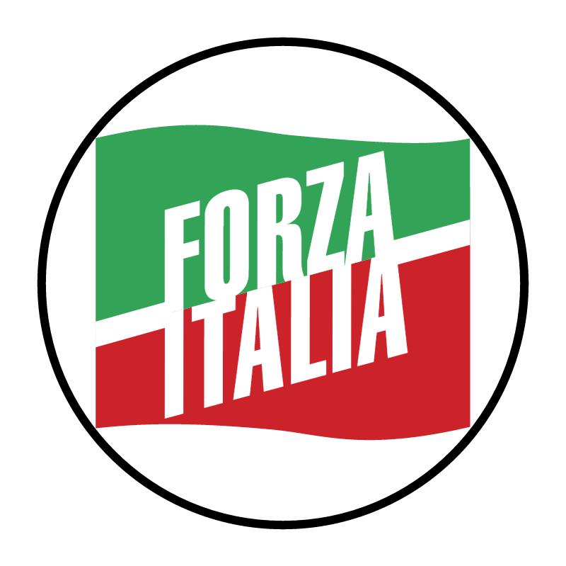 Forza Italia vector