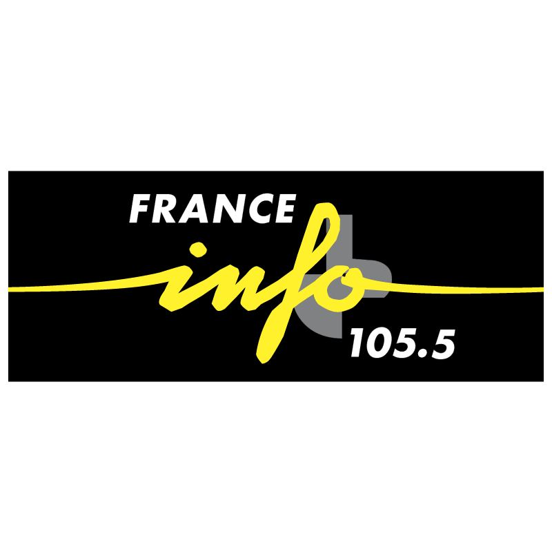 France Info Radio vector