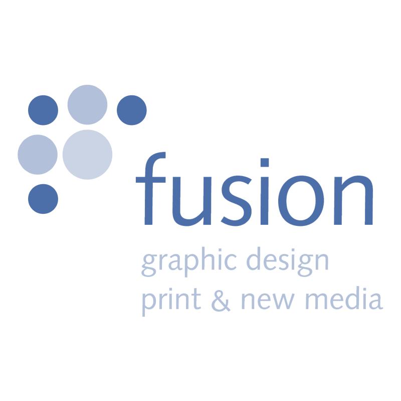 Fusion Design & Print vector