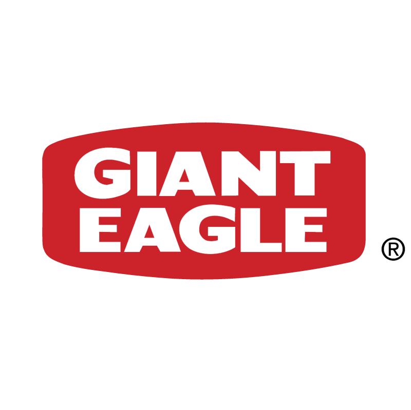 Giant Eagle vector