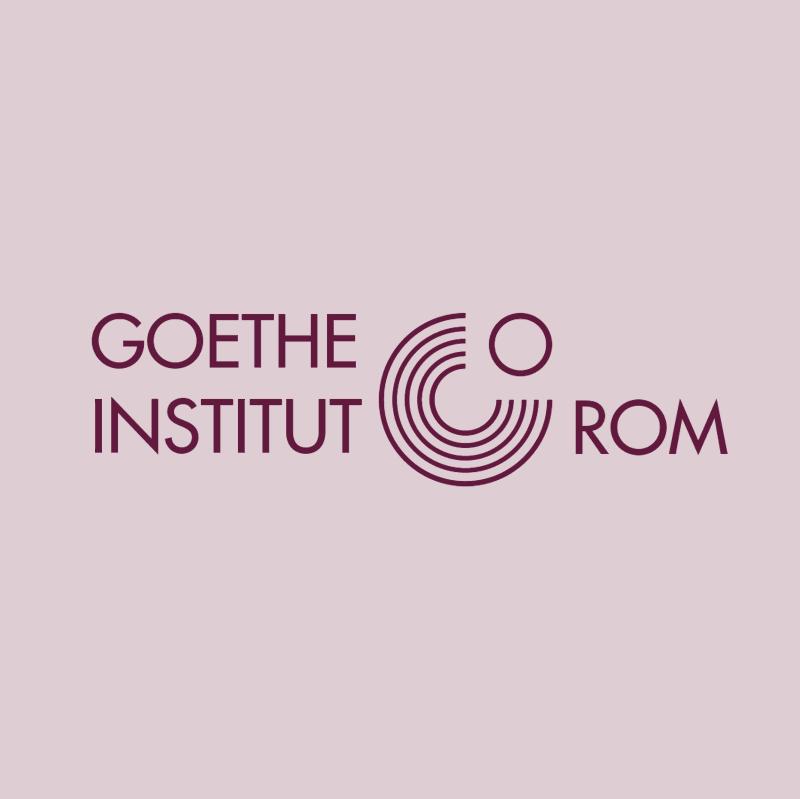 Goethe Institut Rom vector