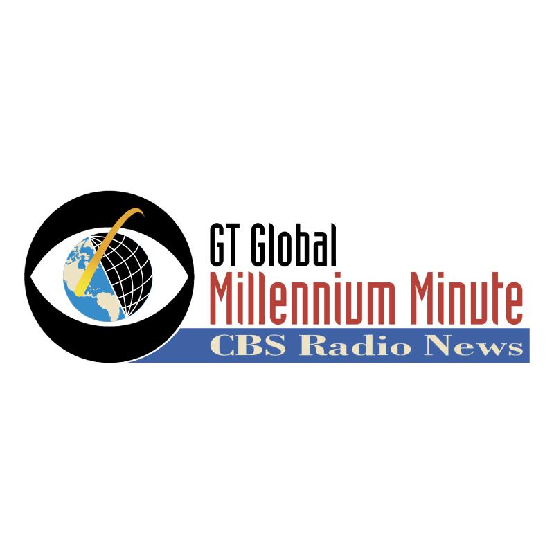 GT Global Millenium Minute vector