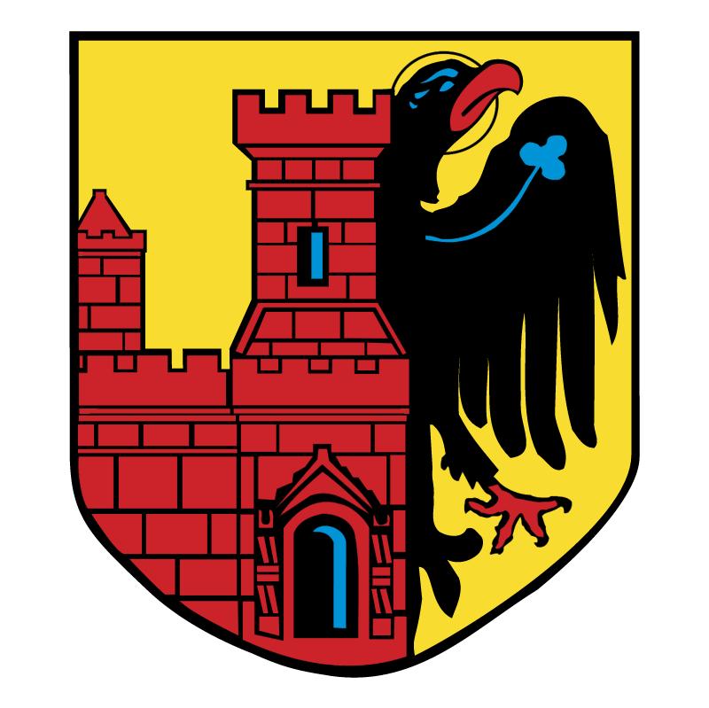 Haapsalu, coat of arms vector