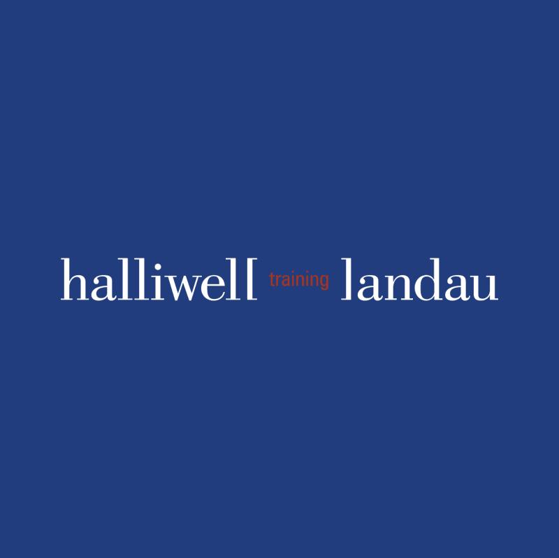 Halliwell Landau vector