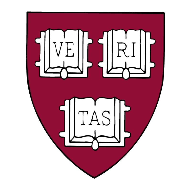 Harvard University vector