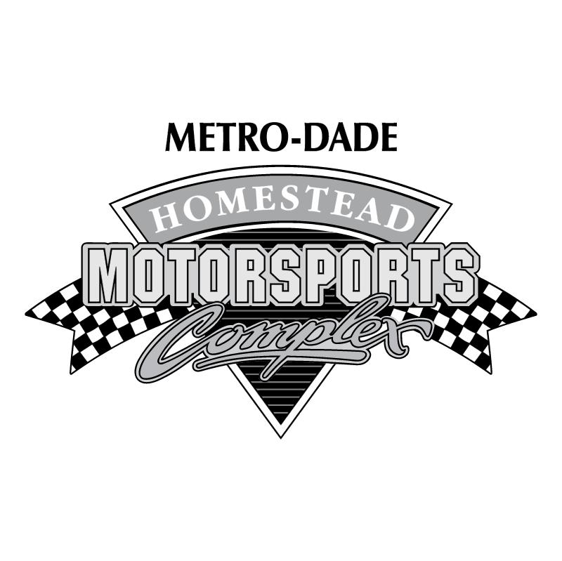 Homestead Motorsports Complex vector