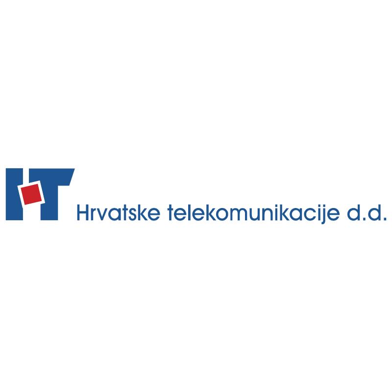 Hrvatske Telekomunikacije vector