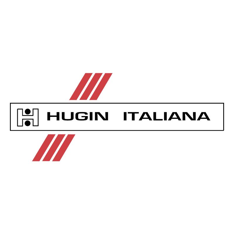 Hugin Italiana vector logo