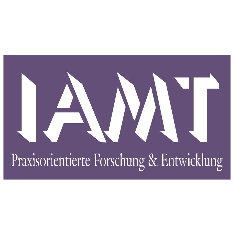 IAMT vector logo