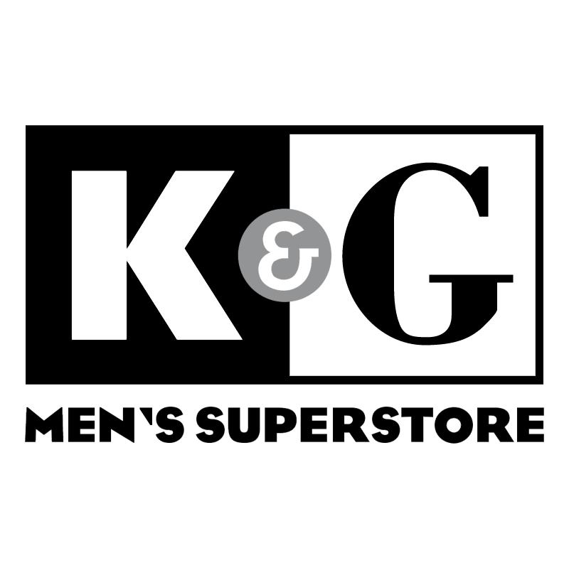 K&G vector logo