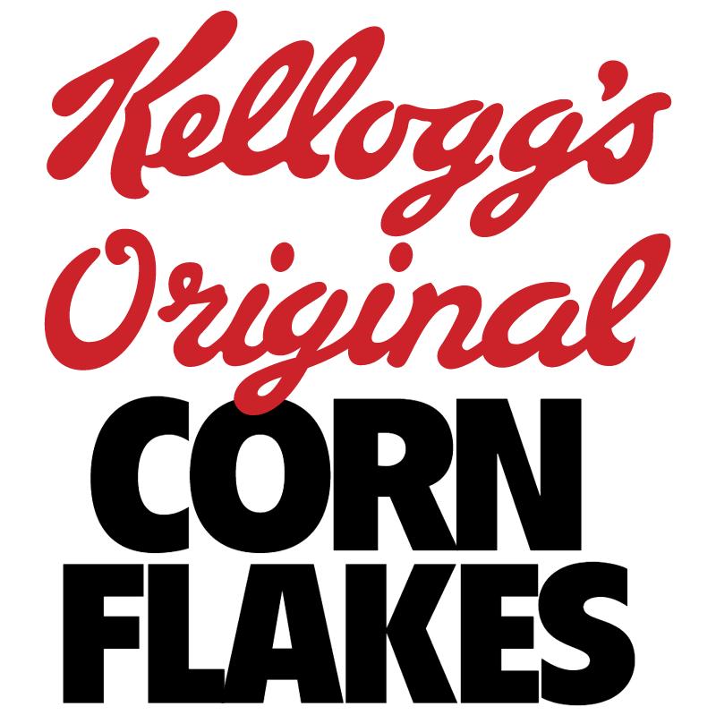 Kellogg's Original Corn Flakes vector logo