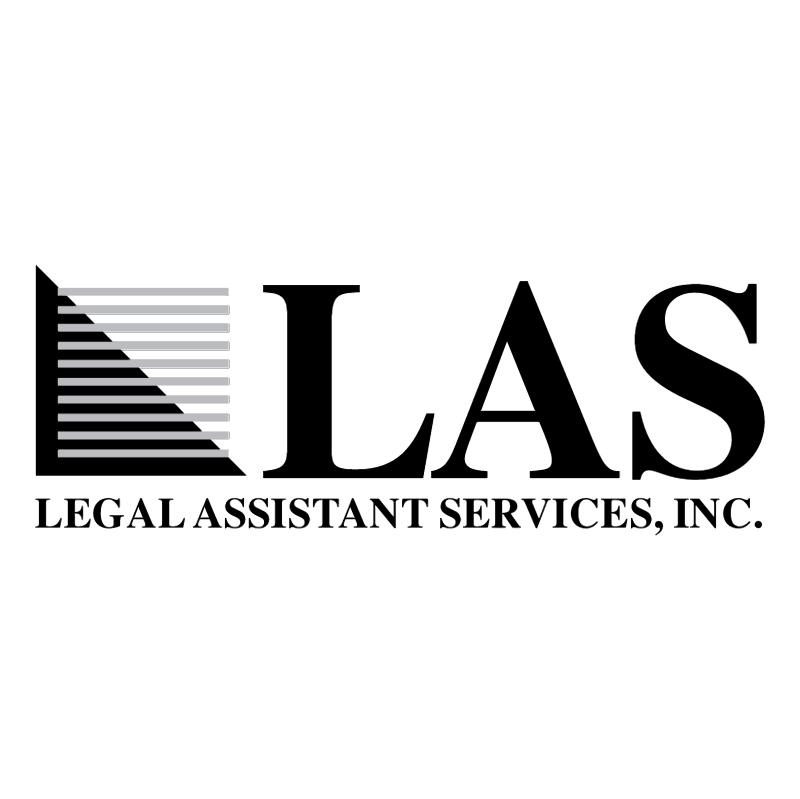 LAS vector logo