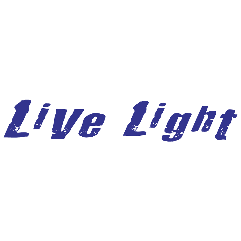 Live Light vector