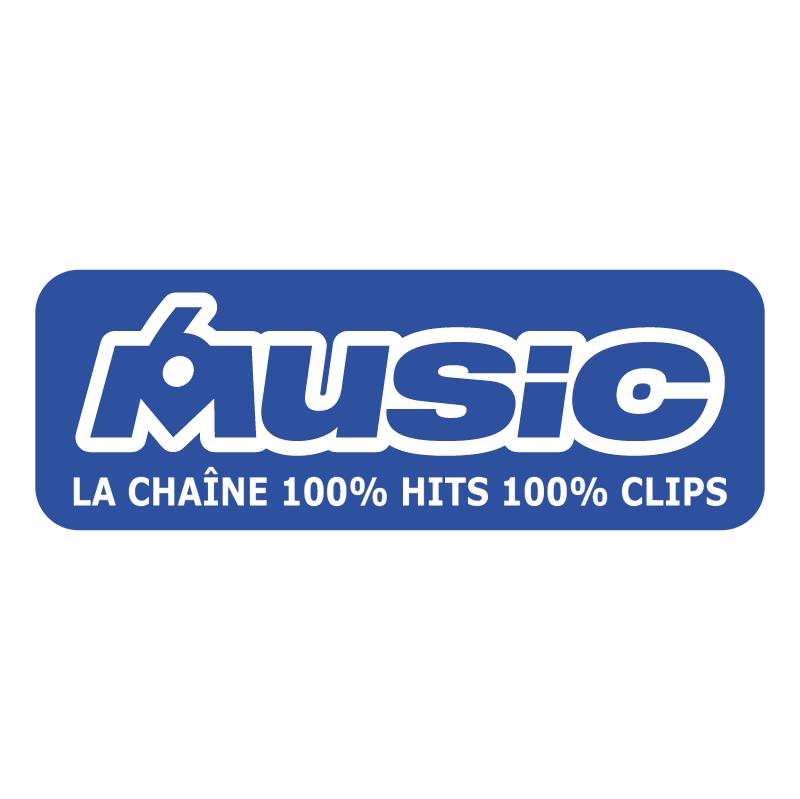M6 Music vector