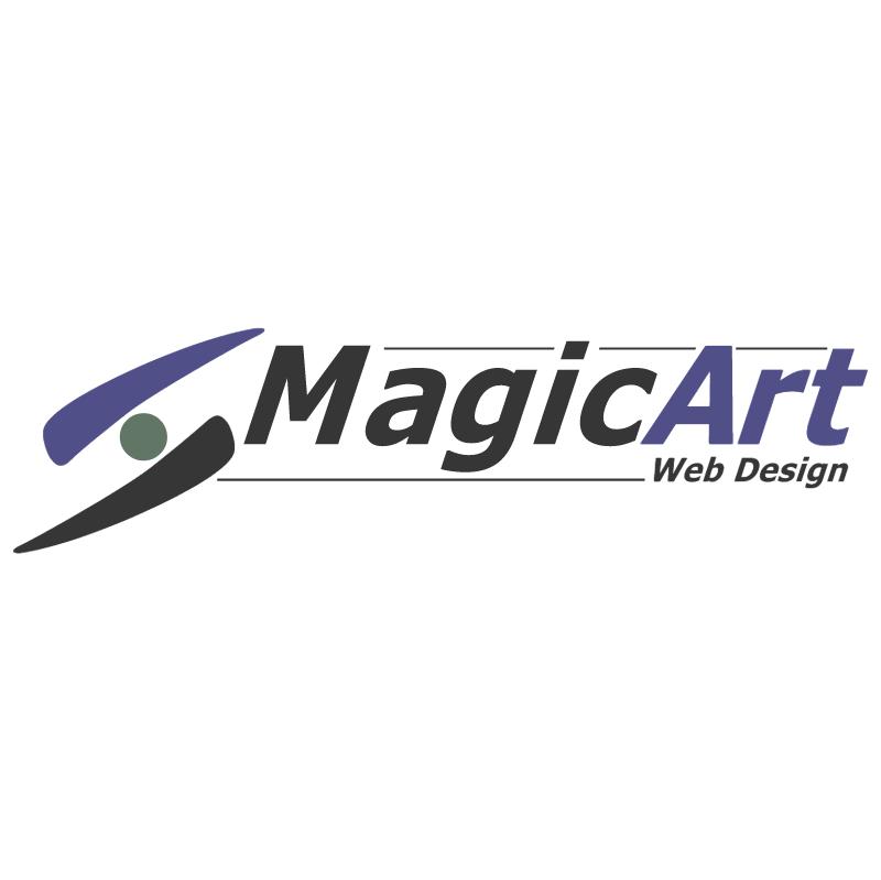 MagicArt vector logo