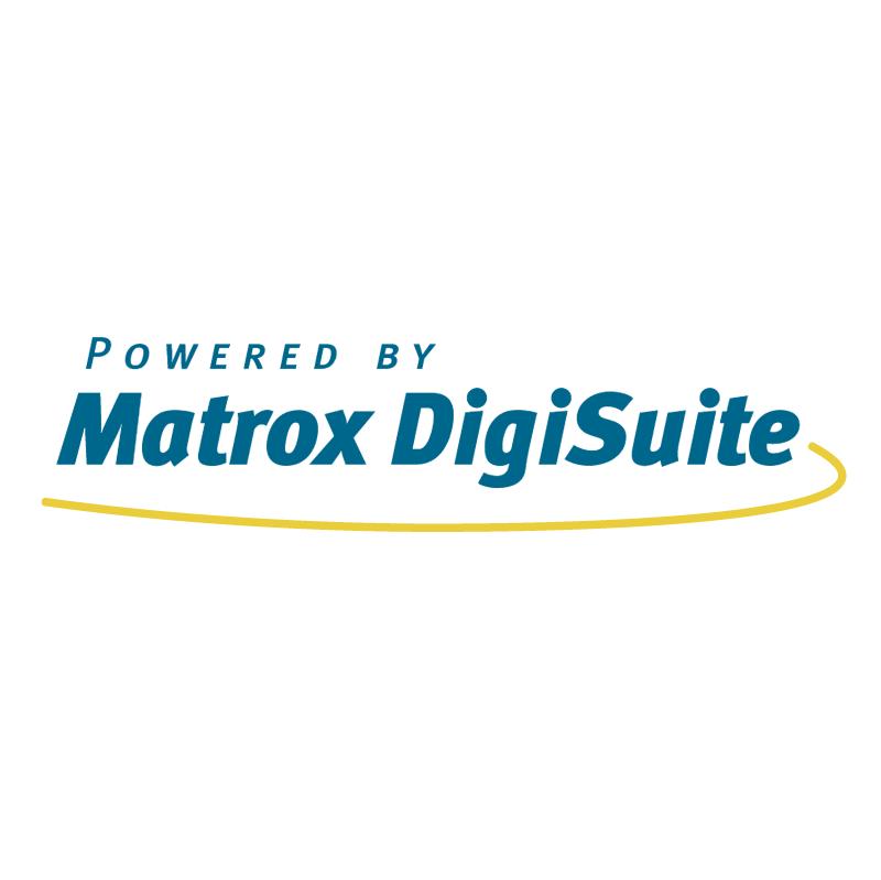 Matrox DigiSuite vector