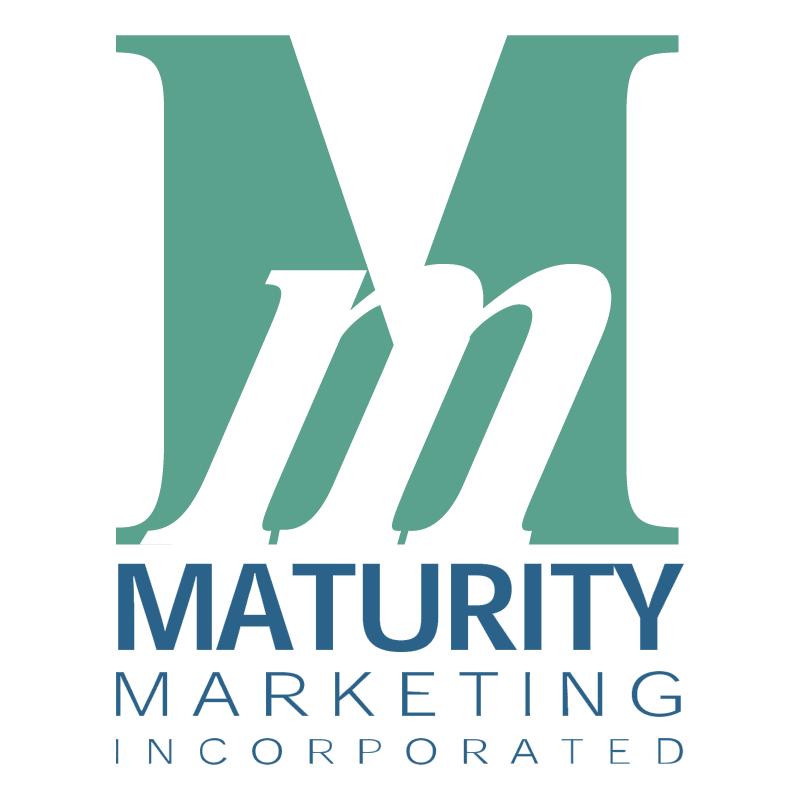 Maturity Marketing vector