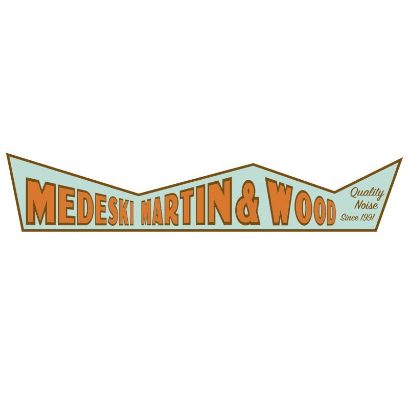 Medeski Martin & Wood vector