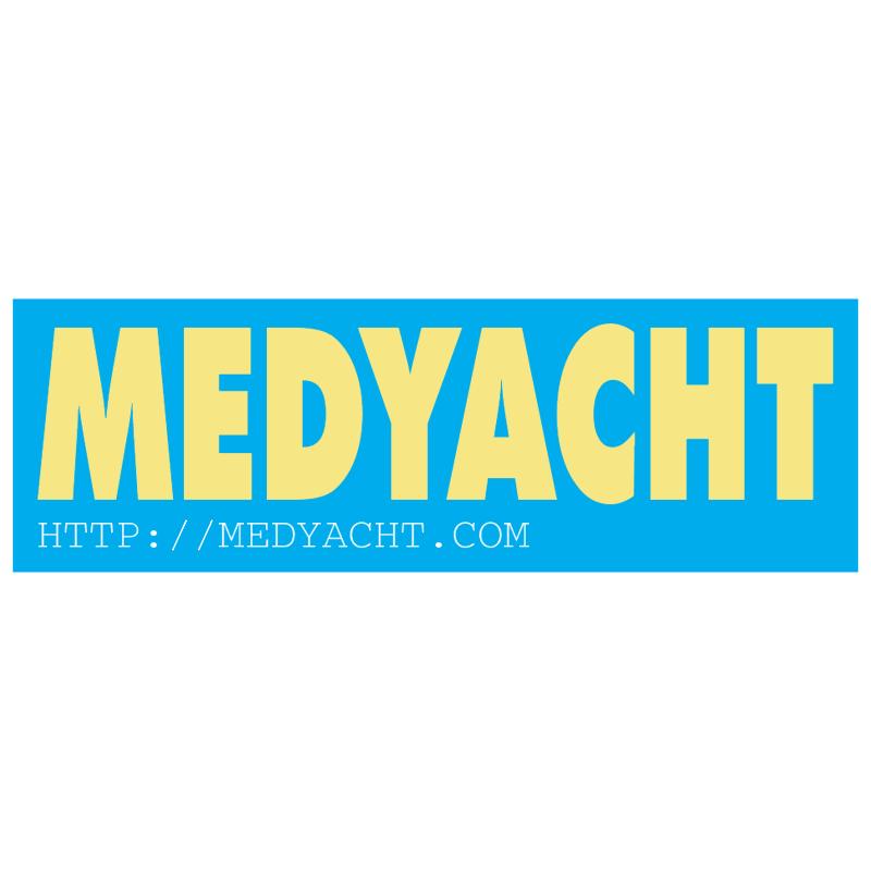 Medyacht vector