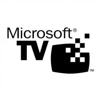 Microsoft TV vector