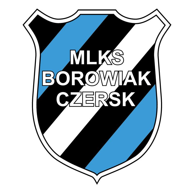 MLKS Borowiak Czersk vector logo