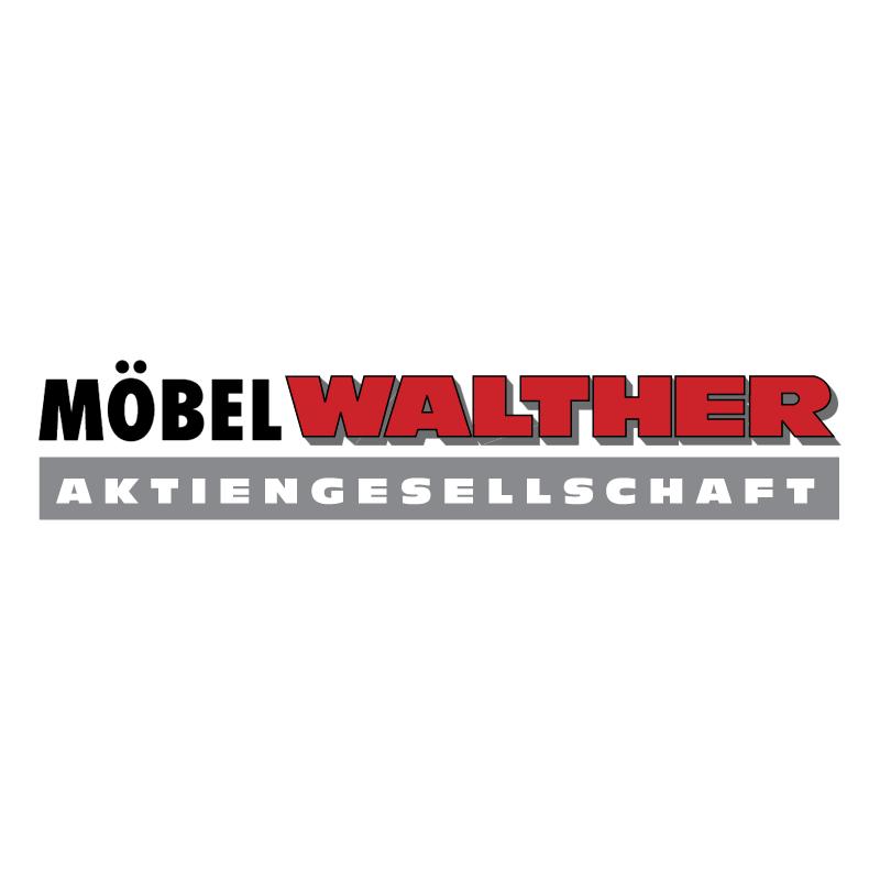 Moebel Walther vector logo
