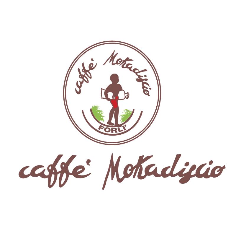 Mokadiscio Caffe vector
