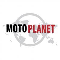 Moto Planet vector