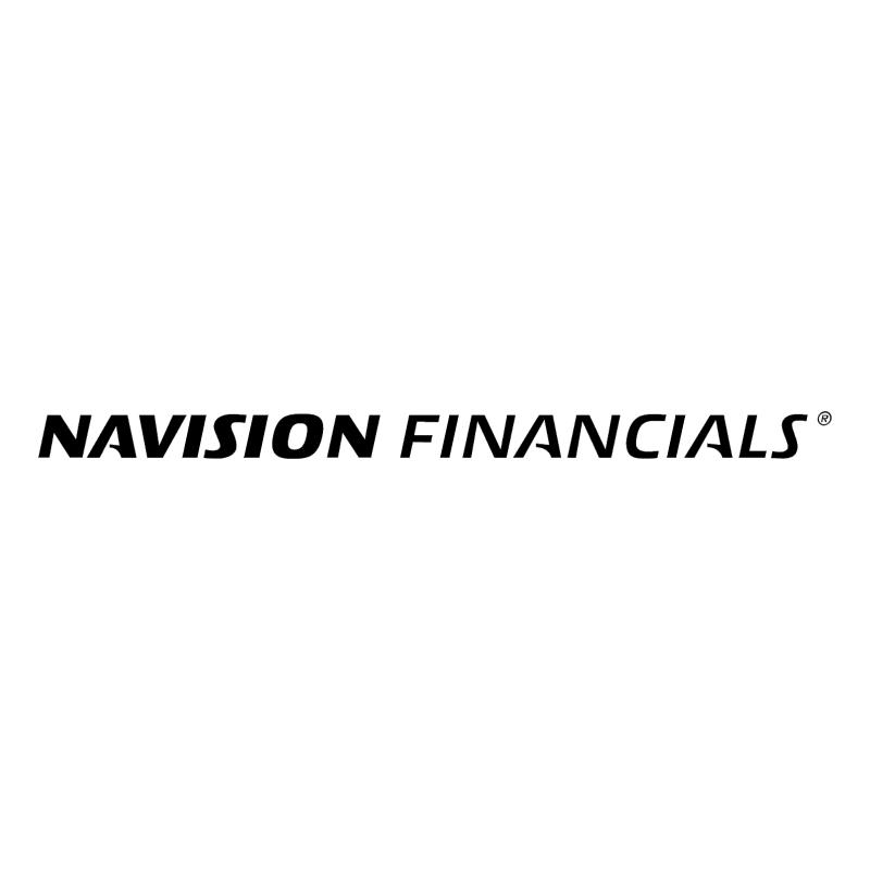 Navision Financial vector
