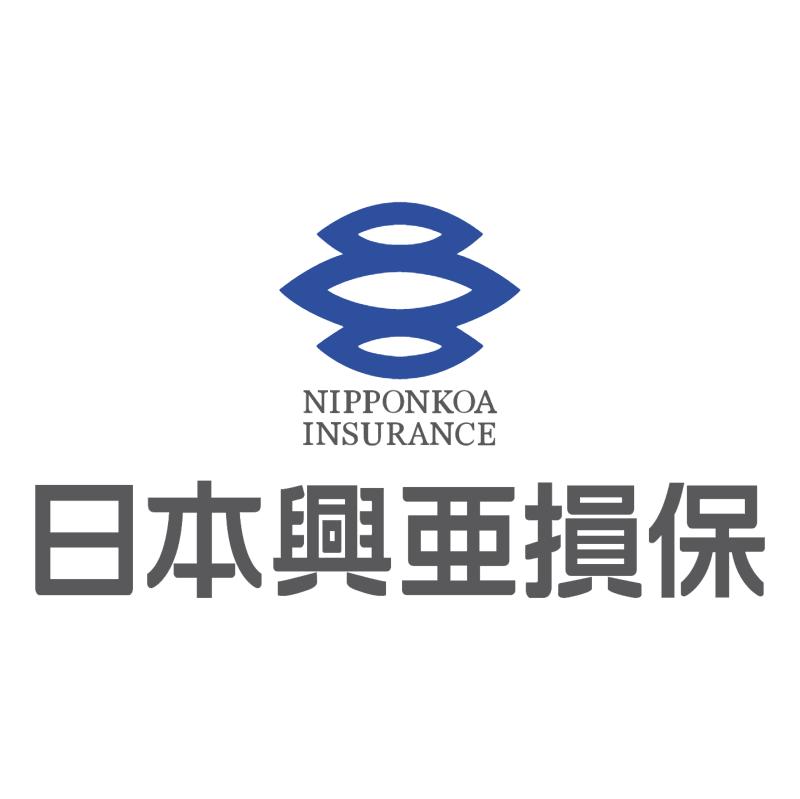 Nipponkoa Insurance vector