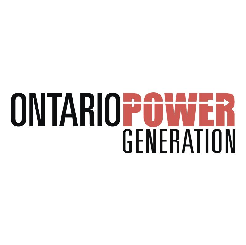 Ontario Power Generation vector