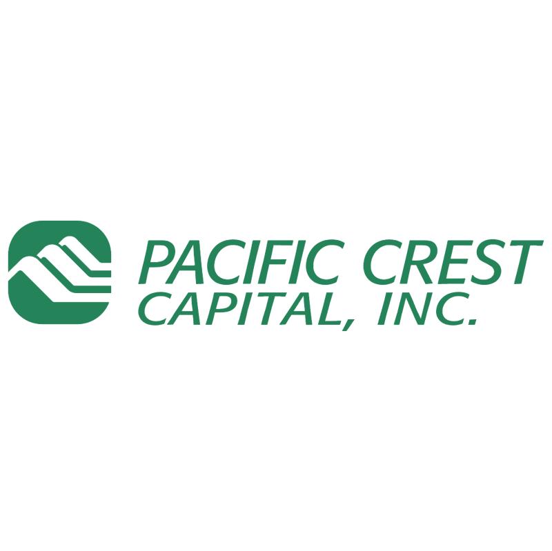 Pacific Crest Capital vector