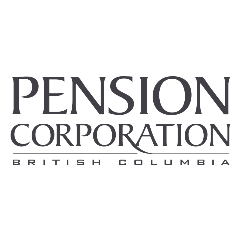 Pension Corporation vector logo