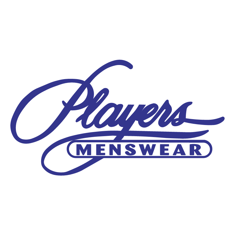 Players Meanswear vector logo