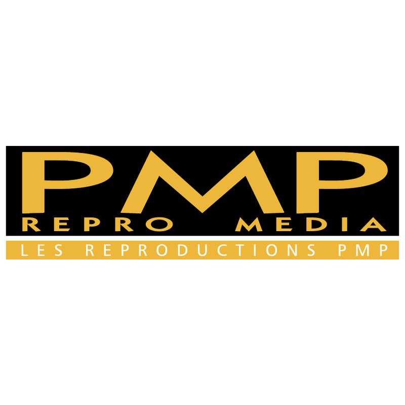 PMP Repro Media vector